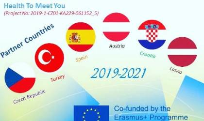 Erasmus+: Health To Meet You