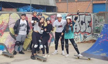 Skateboards n' scooters - 3r ESO